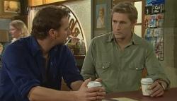 Lucas Fitzgerald, Dan Fitzgerald in Neighbours Episode 5758