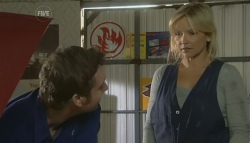 Lucas Fitzgerald, Steph Scully in Neighbours Episode 5758