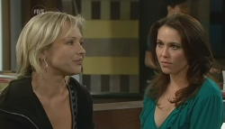 Steph Scully, Libby Kennedy in Neighbours Episode 5758