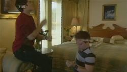 Declan Napier, Ringo Brown in Neighbours Episode 5758