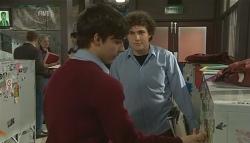 Zeke Kinski, Harry Ramsay in Neighbours Episode 5759