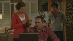 Susan Kennedy, Karl Kennedy, Zeke Kinski in Neighbours Episode 5759