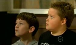 Ben Kirk, Callum Jones in Neighbours Episode 5765