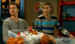 Lucas Fitzgerald, Dan Fitzgerald in Neighbours Episode 5765