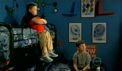 Callum Jones, Ben Kirk in Neighbours Episode 5765