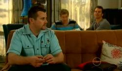 Toadie Rebecchi, Dan Fitzgerald, Lucas Fitzgerald in Neighbours Episode 5765