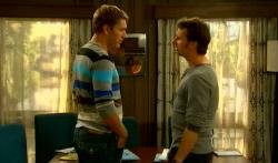 Dan Fitzgerald, Lucas Fitzgerald in Neighbours Episode 5765