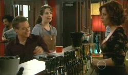 Paul Robinson, Kate Ramsay, Rebecca Napier in Neighbours Episode 5785