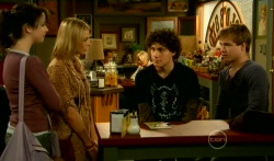 Kate Ramsay, Donna Freedman, Harry Ramsay, Ringo Brown in Neighbours Episode 5789