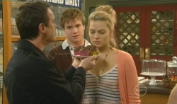 Paul Robinson, Ringo Brown, Donna Freedman in Neighbours Episode 5793