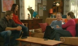Dan Fitzgerald, Libby Kennedy, Karl Kennedy, Susan Kennedy in Neighbours Episode 5793