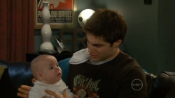 India Napier, Declan Napier in Neighbours Episode 5795