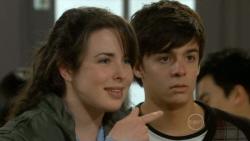 Kate Ramsay, Zeke Kinski in Neighbours Episode 5795