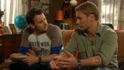 Lucas Fitzgerald, Dan Fitzgerald in Neighbours Episode 5795