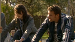 Kate Ramsay, Lucas Fitzgerald in Neighbours Episode 5795