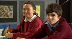 Sunny Lee, Zeke Kinski in Neighbours Episode 5797