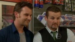 Lucas Fitzgerald, Toadie Rebecchi in Neighbours Episode 5798