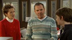 Susan Kennedy, Karl Kennedy, Ben Kirk in Neighbours Episode 5799