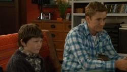 Ben Kirk, Dan Fitzgerald in Neighbours Episode 5799