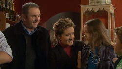 Karl Kennedy, Susan Kennedy, Sophie Ramsay, Callum Jones in Neighbours Episode 5800