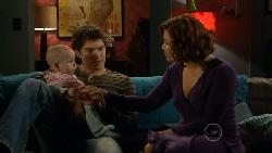 India Napier, Declan Napier, Rebecca Napier in Neighbours Episode 5801