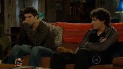 Declan Napier, Harry Ramsay in Neighbours Episode 5801