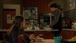 Sophie Ramsay, Harry Ramsay in Neighbours Episode 5802