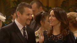 Toadie Rebecchi, Libby Kennedy in Neighbours Episode 5803