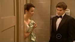 Kate Ramsay, Declan Napier in Neighbours Episode 5803