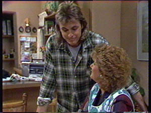 Shane Ramsay, Madge Bishop in Neighbours Episode 0377