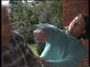 Mike Young, Shane Ramsay in Neighbours Episode 0380