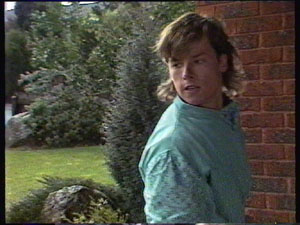 Mike Young in Neighbours Episode 0380