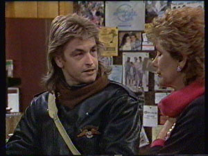 Shane Ramsay, Madge Bishop in Neighbours Episode 0381
