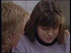 Nikki Dennison, Scott Robinson in Neighbours Episode 0382