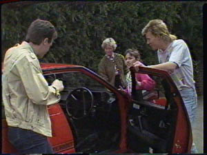 Paul Robinson, Scott Robinson, Helen Daniels, Lucy Robinson in Neighbours Episode 0386