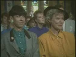 Helen Daniels, Daphne Clarke, Hilary Robinson in Neighbours Episode 0523