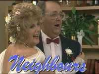 Madge Bishop, Harold Bishop in Neighbours Episode 0724