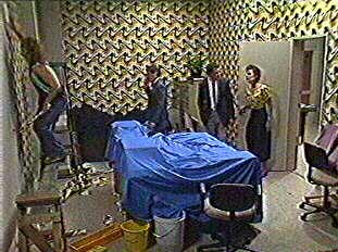 Henry Ramsay, Paul Robinson, Gail Robinson in Neighbours Episode 0934