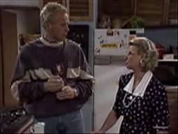 Jim Robinson, Helen Daniels in Neighbours Episode 1445