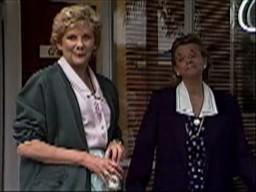 Madge Bishop, Helen Daniels in Neighbours Episode 1445