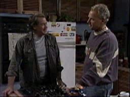Doug Willis, Jim Robinson in Neighbours Episode 1445