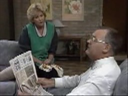 Madge Bishop, Harold Bishop in Neighbours Episode 1446