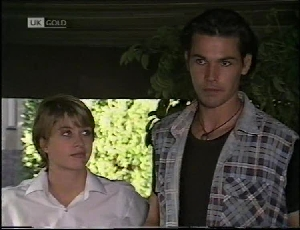 Danni Stark, Sam Kratz in Neighbours Episode 2183