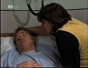 Pam Willis, Doug Willis in Neighbours Episode 2183