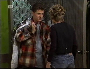 Michael Martin, Danni Stark in Neighbours Episode 2183