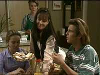Susan Kennedy, Billy Kennedy, Malcolm Kennedy, Libby Kennedy in Neighbours Episode 2290