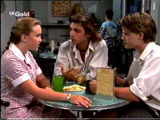 Libby Kennedy, Malcolm Kennedy, Billy Kennedy in Neighbours Episode 2340