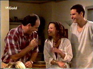 Philip Martin, Cody Willis, Luke Handley in Neighbours Episode 2340