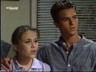 Rupert Sprod, Libby Kennedy in Neighbours Episode 2595