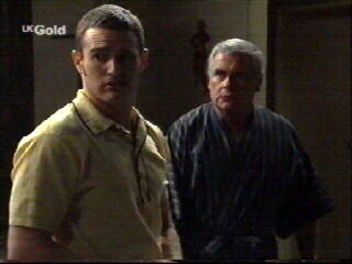 Stonie Rebecchi, Lou Carpenter in Neighbours Episode 2595